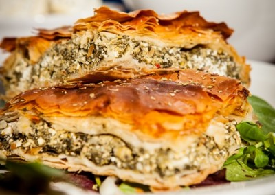 Large Spinach Pies