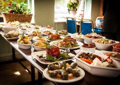 Meze Selection