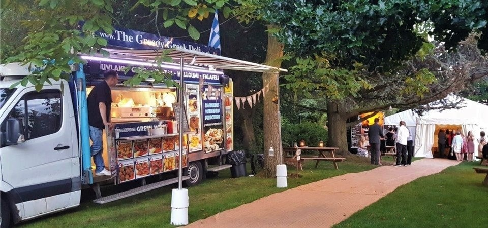 The Greedy Greek Deli - Mobile Catering