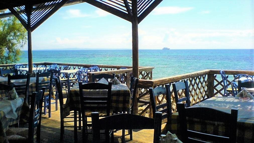 Explore the local area - the Green Boat restaurant
